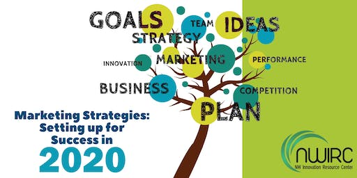 Marketing Strategies:  Setting up for  Success in 2020