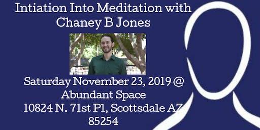 Intiation Into Meditation