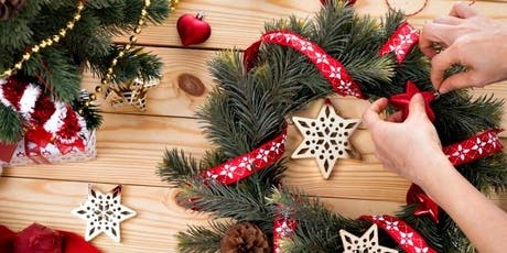 ParkHill Wreath Decorating Party tickets