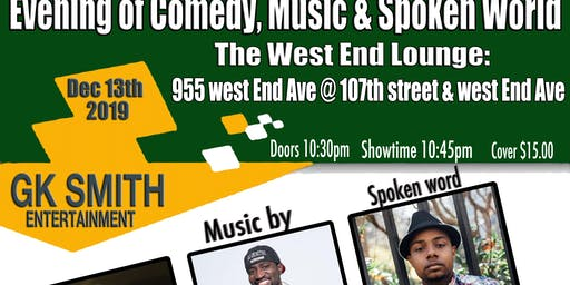 After Work Show Hosted by Gk entertainment