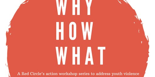 Why~How~What: Action workshop series to address youth violence