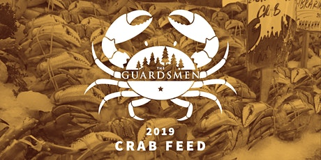 Annual Crab Feed at The Guardsmen Christmas Tree Lot tickets