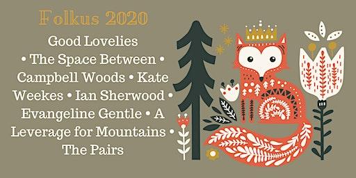 Folkus Concert Series 2020 — Season's Pass