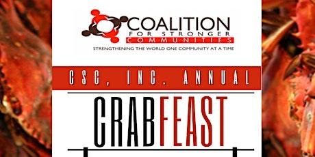 CSC Annual Crab Feast 2020 tickets