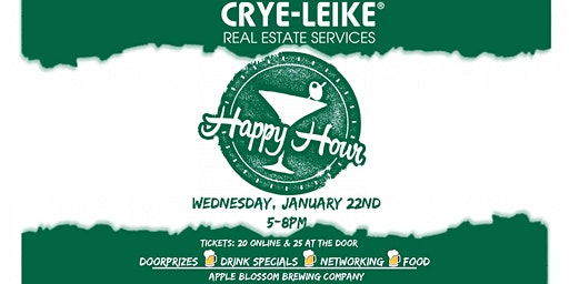 Crye-Leike Happy Hour