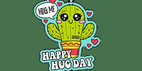2020 Happy Hug Day 1M, 5K, 10K, 13.1, 26.2 - Des Moines tickets