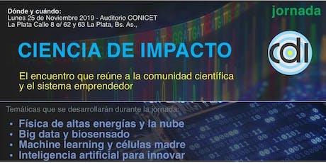 Ciencia de impacto entradas