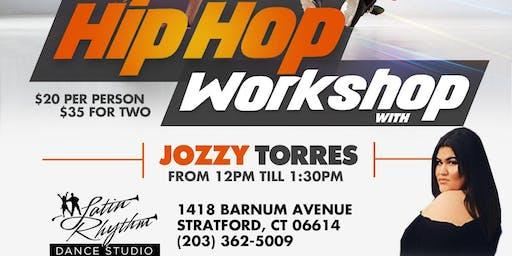 LRDS Hip Hop Workshop w/Jozzy Torres