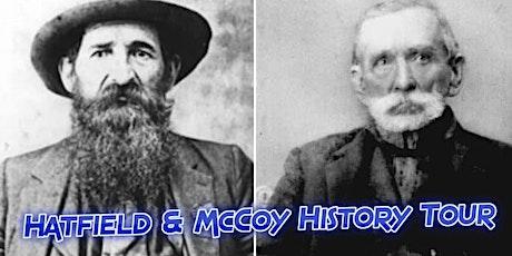 Hatfield &McCoy history tour sxs/utv/atv tickets