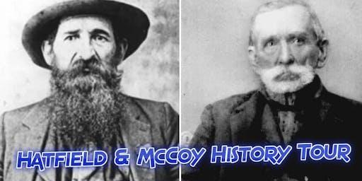 Hatfield &McCoy history tour sxs/utv/atv