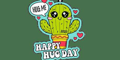 2020 Happy Hug Day 1M, 5K, 10K, 13.1, 26.2 - Detroit tickets