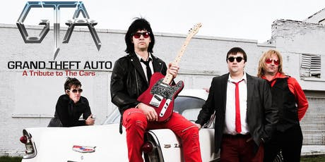 Grand Theft Auto (The Cars Tribute) tickets
