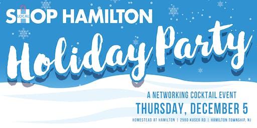 Shop Hamilton Holiday Party