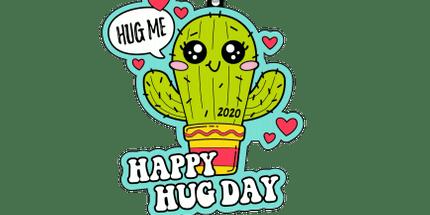 2020 Happy Hug Day 1M, 5K, 10K, 13.1, 26.2 - Raleigh
