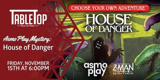 AsmoPlay Mystery: House of Danger