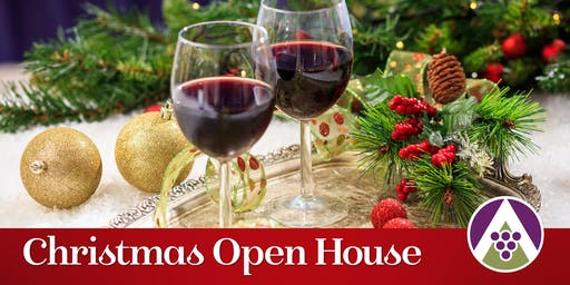 Christmas Open House - Sunday