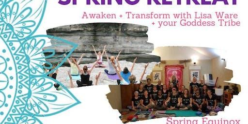 Inner Goddess Spring Equinox Yoga Retreat in N. Texas