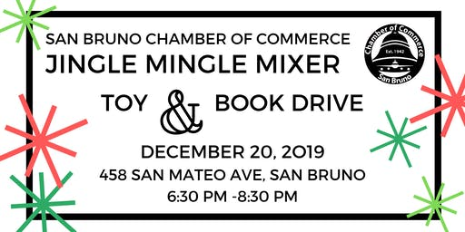 Jingle Mingle Mixer & Toy/Book Drive
