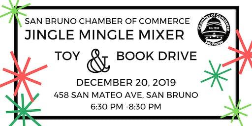 Jingle Mingle Mixer & Toy/Book Drive