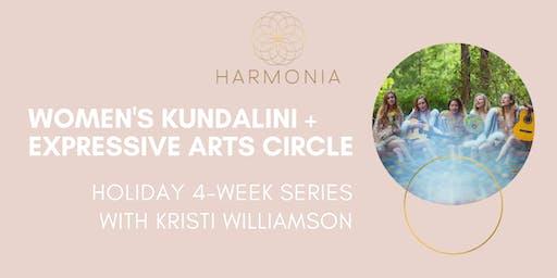 Women's Kundalini + Expressive Arts Circle
