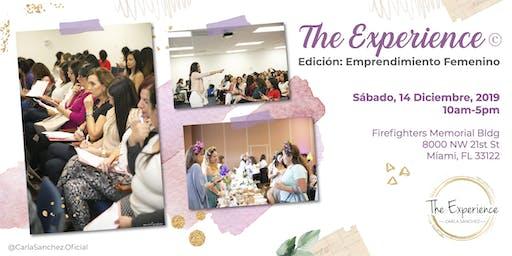 The Experience: Edición emprendimiento femenino.
