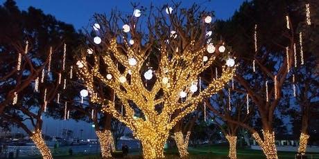 MARINA LIGHTS Saturdays! Outdoor Holiday Movies + Giant Snow Globe & more! tickets