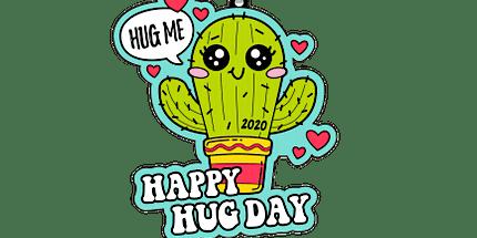 2020 Happy Hug Day 1M, 5K, 10K, 13.1, 26.2 - Little Rock