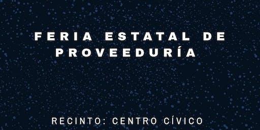 Expo Estatal de Proveeduría