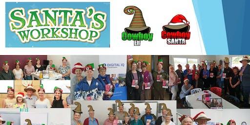 Cowboy Elf - Currabubula - Digital Helper Santa Workshop