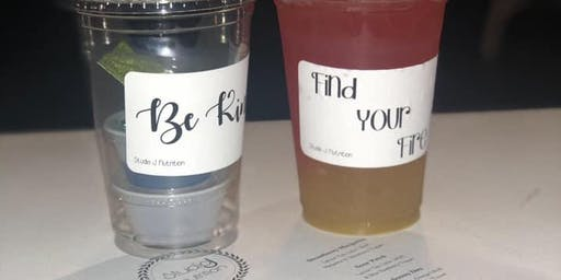 Tea and Shake Tasting