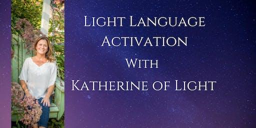 Light Language DNA Activation