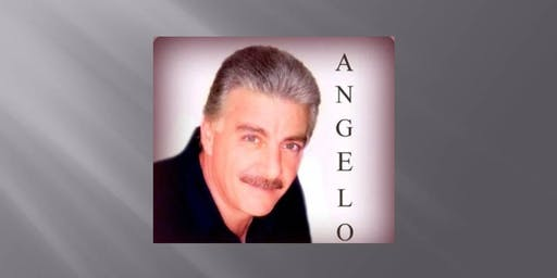 "Entertainment Friday with ""Angelo"""