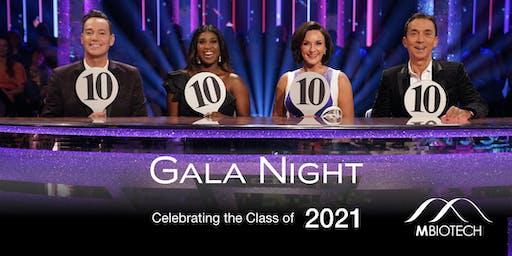 MBiotech Class of 2021 Gala Night