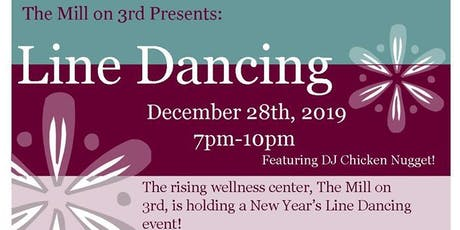 Line Dancing at The Mill (feat. DJ Chicken Nugget) tickets