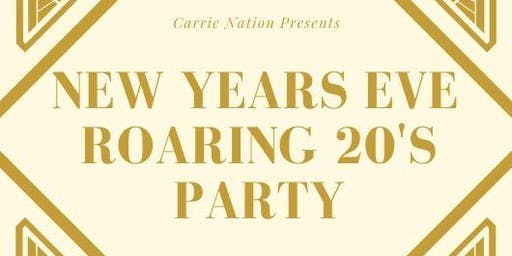New Years Eve Roaring 20's Party