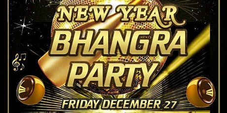 NEW YEAR BHANGRA PARTY tickets