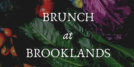Brunch at Brooklands Seating #2 tickets
