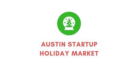 Austin Startup Holiday Market 2019 tickets