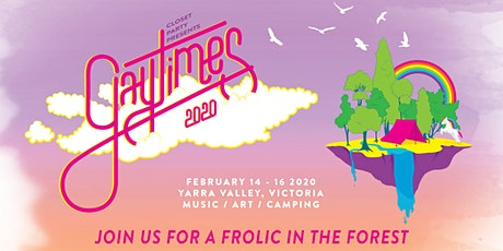 Gaytimes 2020 tickets