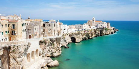 Tastes of Puglia Cooking Class with Massimo Bruno tickets