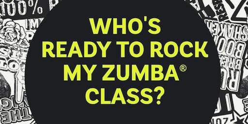 Zumba Dance Party!!!!