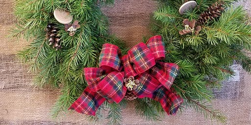 Fresh Evergreen Wreaths (1st Class)
