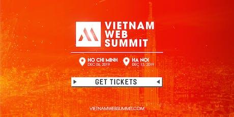 Vietnam Web Summit 2019 tickets
