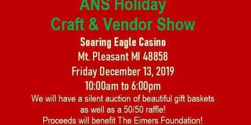 ANS Holiday Craft and Vendor Show