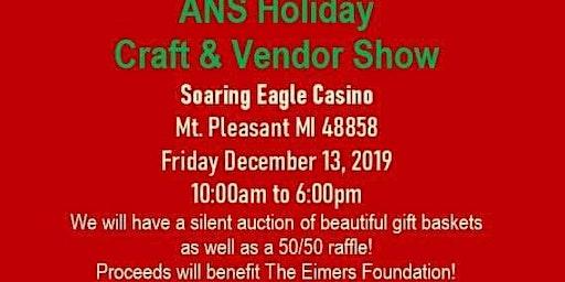 ANS Holiday Craft and Vendor Show