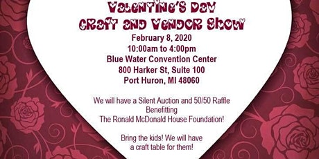 Valentine's Day Craft and Vendor Show tickets