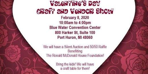 Valentine's Day Craft and Vendor Show