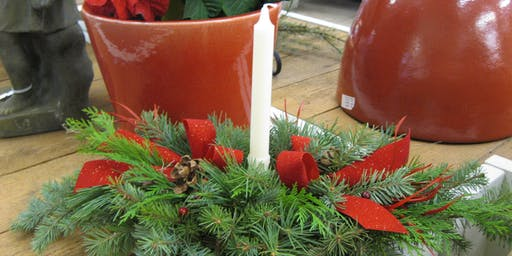 Holiday Centerpieces (2nd class)
