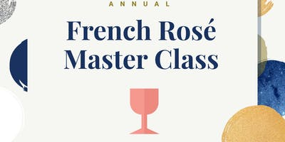French Rosé Master Class