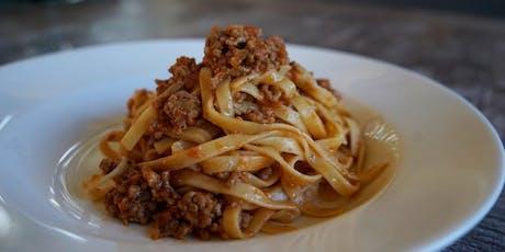 Classic Pasta Sauces - Cooking Class at Cucinato Studio  tickets